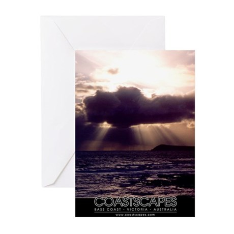 Storm Brewing Greeting Cards (Pk of 10)