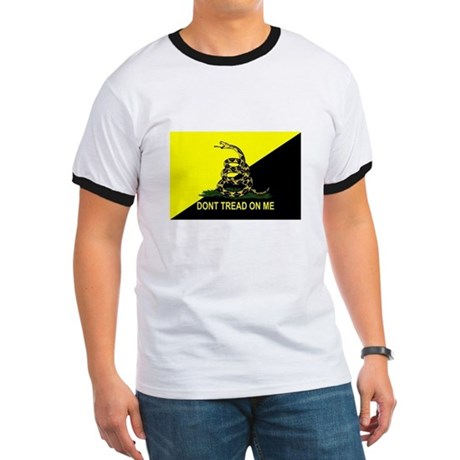 Don't Tread On Me Anarcho-Capitalist