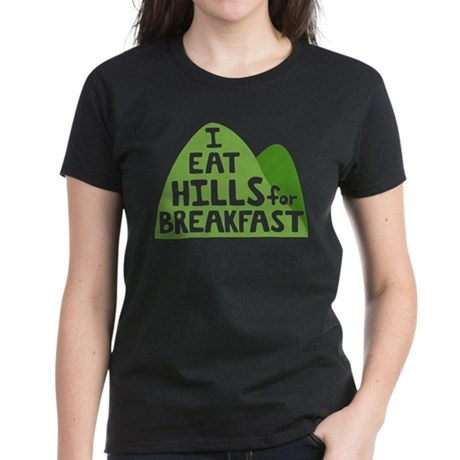 Hills Women's Dark T-Shirt