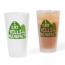 Hills Drinking Glass