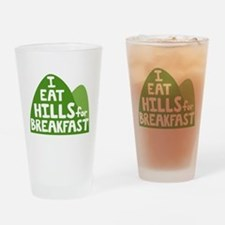 Hills Drinking Glass