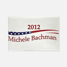Michele Bachman Rectangle Magnet