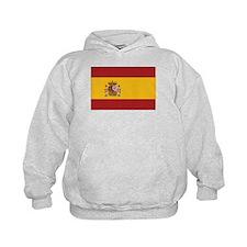 Spain State Flag Hoodie