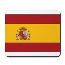 Spain State Flag Mousepad