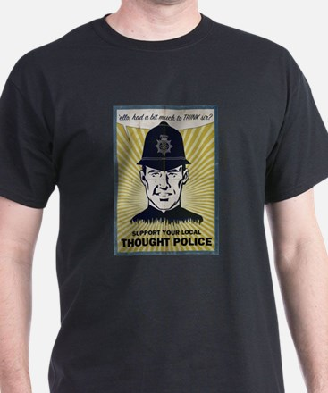 Cute Thought police T-Shirt