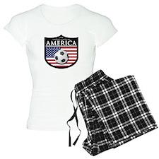 USA (2) Soccer Pajamas