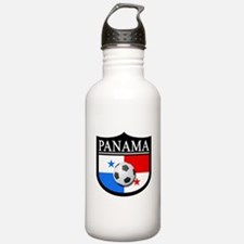 Panama Patch (Soccer) Water Bottle