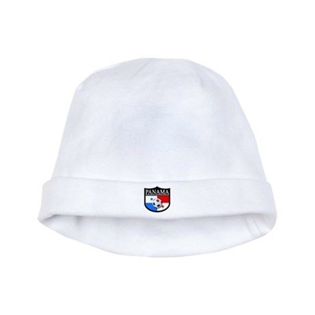 Panama Patch (Soccer) baby hat