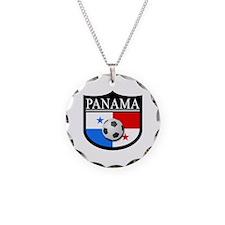 Panama Patch (Soccer) Necklace