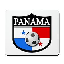 Panama Patch (Soccer) Mousepad