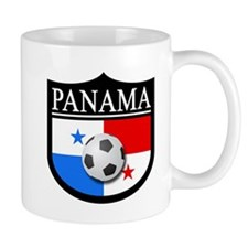Panama Patch (Soccer) Mug