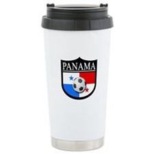 Panama Patch (Soccer) Travel Coffee Mug