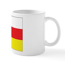 South Ossetia Flag Mug