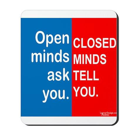 Open Mind Mousepad