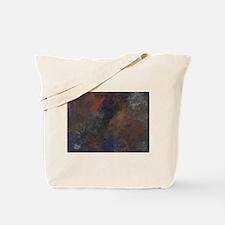 Blue Copper Tote Bag