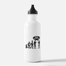 Robot evolution Water Bottle
