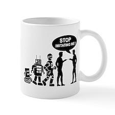 Robot evolution Mug
