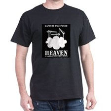 Rapture postponed, heaven und T-Shirt