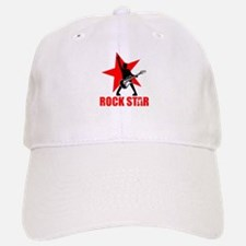 Rock Star Baseball Baseball Cap