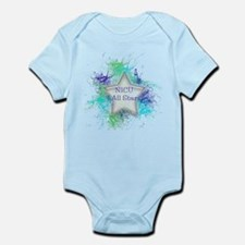 NICU All Star Infant Bodysuit
