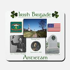 Irish Brigade at Antietam Mousepad