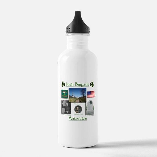 Irish Brigade at Antietam Water Bottle