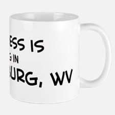 Happiness is Parkersburg Mug