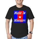 Made In Mississippi Men's Fitted T-Shirt (dark)