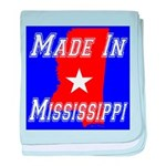 Made In Mississippi baby blanket