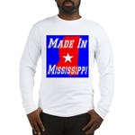 Made In Mississippi Long Sleeve T-Shirt