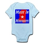 Made In Mississippi Infant Bodysuit