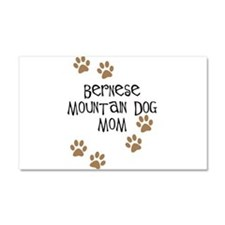 Bernese Mt. Dog Mom Car Magnet 20 x 12