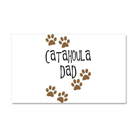 Catahoula Dad Car Magnet 20 x 12