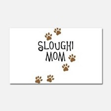 Sloughi Mom Car Magnet 20 x 12