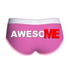 awesoME Women's Boy Brief