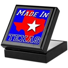 Made in Texas Keepsake Box