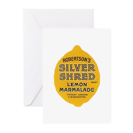 Lemon Marmalade Greeting Cards (Pk of 20)