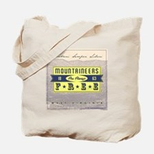 WV State Motto Design Tote Bag
