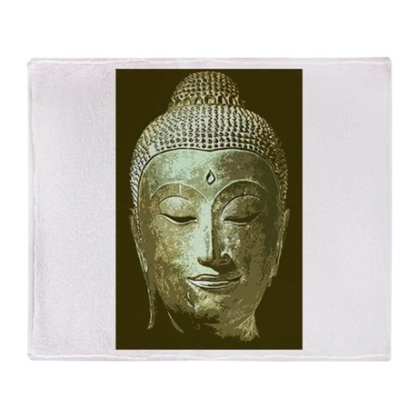 Siddhartha Throw Blanket