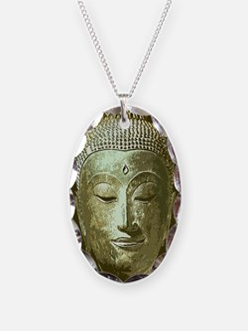 Siddhartha Necklace Oval Charm