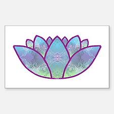 Lotus Stickers
