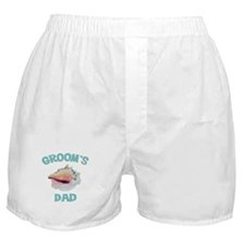 Island Groom's Dad Boxer Shorts