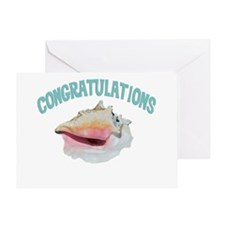 Island Congrats Greeting Card