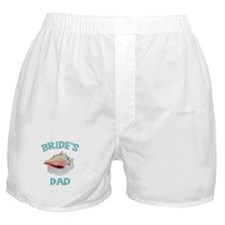 Island Bride's Dad Boxer Shorts