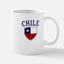Chile Shield Small Mugs