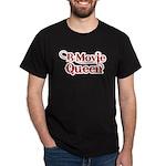 B Movie Queen Dark T-Shirt