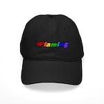 Flaming Black Cap