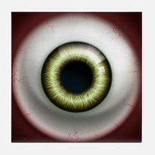 The Eye: Zombie Tile Coaster