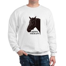 Hippo therapy (Horse Head) Sweatshirt