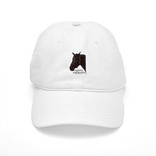 Hippo therapy (Horse Head) Baseball Cap